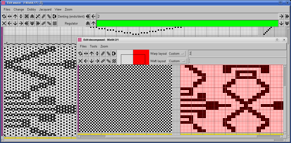 weaving software ArahWeave